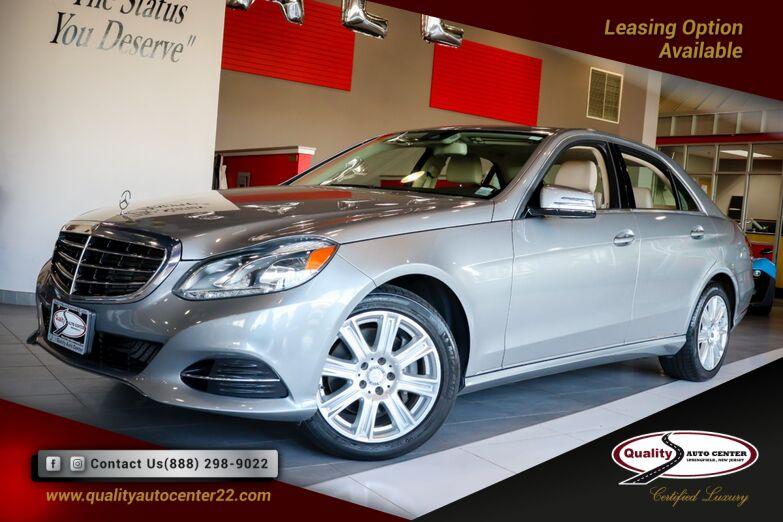 2014 Mercedes-Benz E-Class E 350 Luxury Premium 1 Pkg, Driver Assist Blind Spot Springfield NJ