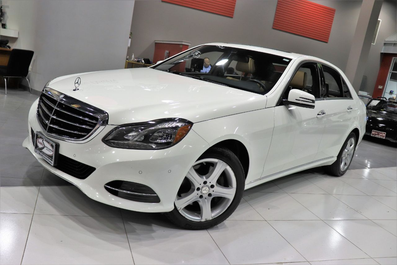 2014 Mercedes-Benz E-Class E 350 Luxury Premium Package 1 Keyless Go Lane Tracking Parktronic Package 1 Owner Springfield NJ