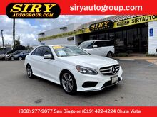 2014_Mercedes-Benz_E-Class_E 350 Luxury_ San Diego CA