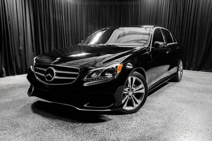 2014_Mercedes-Benz_E-Class_E 350 Luxury Sedan_ Peoria AZ