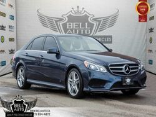 Mercedes-Benz E-Class E 350, NAVI, BACK-UP CAM, SUNROOF, HEATED SEATS 2014