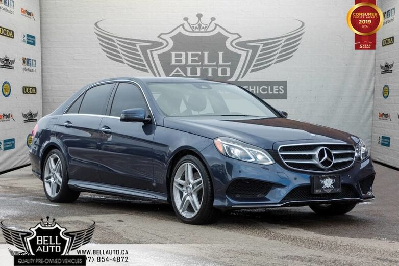 2014 Mercedes-Benz E-Class E 350, NAVI, BACK-UP CAM, SUNROOF, HEATED SEATS Toronto ON