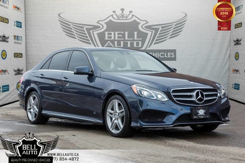 2014 Mercedes-Benz E-Class E 350, NAVI, BACK-UP CAM, SUNROOF, HEATED SEATS