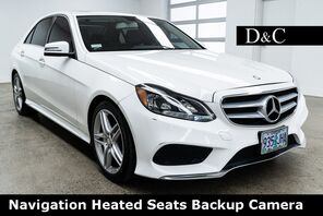 2014_Mercedes-Benz_E-Class_E 350 Navigation Heated Seats Backup Camera_ Portland OR