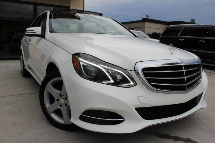2014 Mercedes-Benz E-Class E 350, PANORAMIC ROOF, NAVI,LOADED! Houston TX