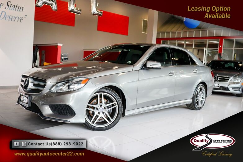 2014 Mercedes-Benz E-Class E 350, Premium1 Pkg, Nav, Keyless Go, Lane Keep, Lane Assist, Blind Spot Springfield NJ