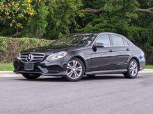 2014_Mercedes-Benz_E-Class_E 350_ Raleigh NC