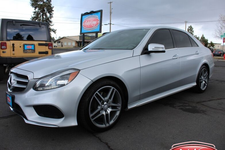 2014 Mercedes-Benz E-Class E 350 Sport 4MATIC Bend OR
