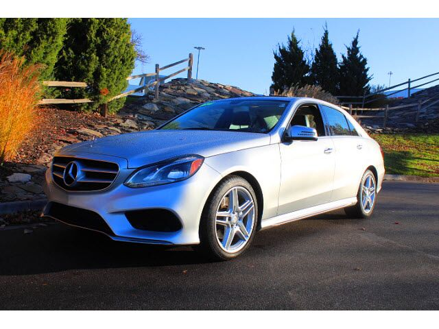 2014 Mercedes-Benz E-Class E 350 Sport 4MATIC® Merriam KS