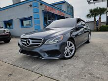 2014_Mercedes-Benz_E-Class_E 350 Sport_ Jacksonville FL