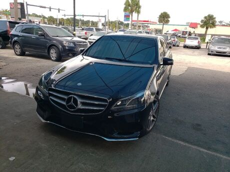 2014 Mercedes-Benz E-Class E 350 Sport Jacksonville FL