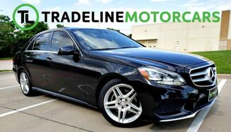 2014_Mercedes-Benz_E-Class_E 350 Sport NAVIGATION, REAR VIEW CAMERA, SUNROOF, AND MUCH MORE!!!_ CARROLLTON TX