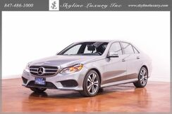 2014_Mercedes-Benz_E-Class_E 350 Sport_ Northbrook IL