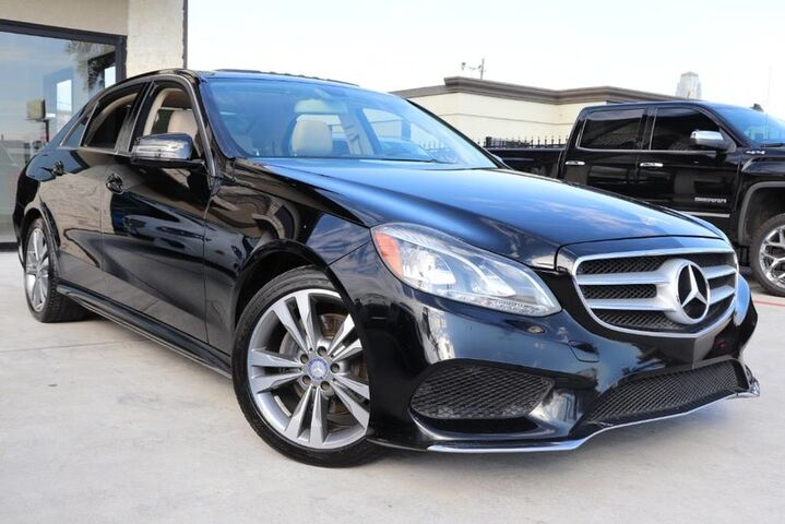 2014 Mercedes-Benz E-Class E 350 Sport ROOF NAVIGATION REAR CAMERA Houston TX