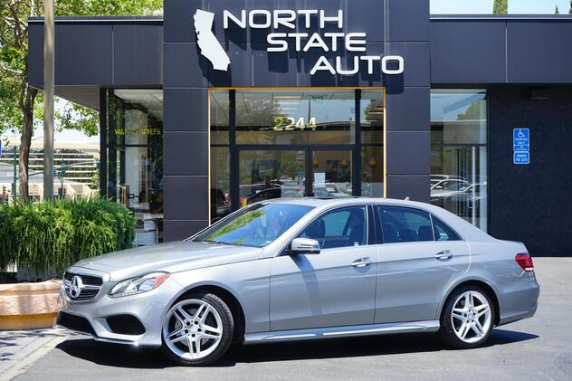 2014_Mercedes-Benz_E-Class_E 350 Sport_ Walnut Creek CA