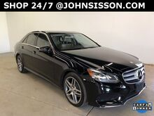 2014_Mercedes-Benz_E-Class_E 350_ Washington PA