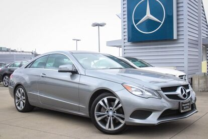 2014_Mercedes-Benz_E-Class_E 350_ Seattle WA