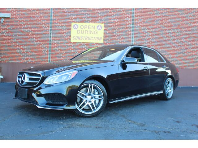 2014 Mercedes-Benz E-Class E 550 4MATIC® Merriam KS