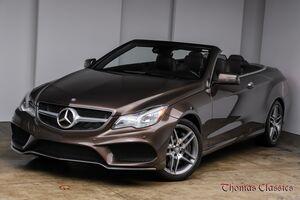 2014_Mercedes-Benz_E-Class_E 550_ Akron OH