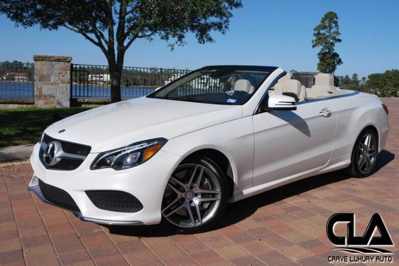 2014 Mercedes-Benz E-Class E 550 The Woodlands TX