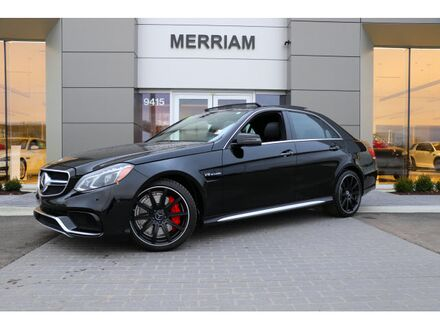 2014_Mercedes-Benz_E-Class_E 63 AMG® S-Model_ Merriam KS