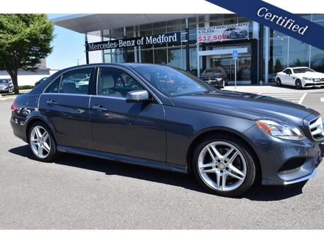 2014_Mercedes-Benz_E-Class_E350 4MATIC_ Medford OR