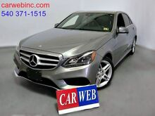 2014_Mercedes-Benz_E-Class_E350 4MATIC Sedan_ Fredricksburg VA