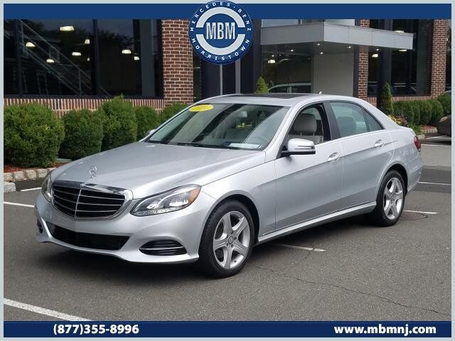 2014 Mercedes-Benz E-Class E350 4MATIC® Sedan Morristown NJ