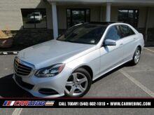2014_Mercedes-Benz_E-Class_E350 LUXURY 4MATIC_ Fredricksburg VA