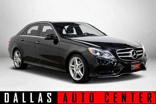 2014 Mercedes-Benz E-Class E350 Sedan Carrollton TX
