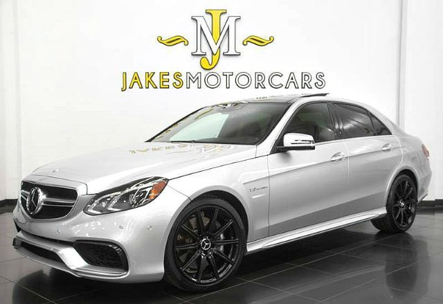 2014 Mercedes-Benz E-Class E63 AMG ($100,035 MSRP) *PANORAMA ROOF* San Diego CA