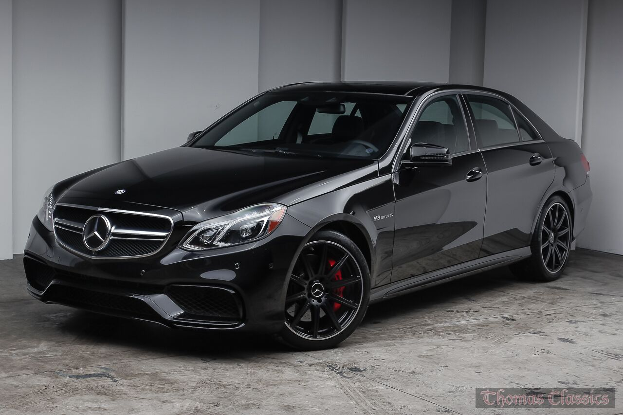 2014 Mercedes Benz E Class E63 Amg S Model Akron Oh 17641874