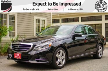 2014_Mercedes-Benz_E350_4Matic Luxury Sedan_ Boxborough MA
