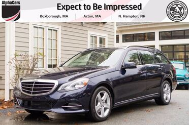 2014_Mercedes-Benz_E350_4Matic Luxury Wagon_ Boxborough MA