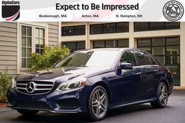 2014_Mercedes-Benz_E350_4Matic Sport_ Boxborough MA