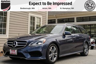 2014_Mercedes-Benz_E350_AMG Sport Wagon_ Boxborough MA