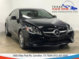 2014_Mercedes-Benz_E350 Coupe_BLIND SPOT ASSIST NAVIGATION PANORAMA LEATHER HEATED SEATS REAR CAMERA KEYLESS GO_ Carrollton TX