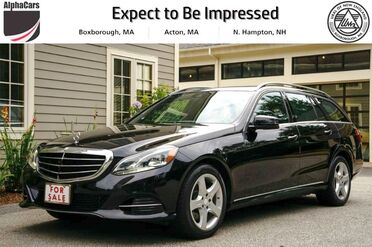2014_Mercedes-Benz_E350_Luxury 4MATIC Wagon_ Boxborough MA