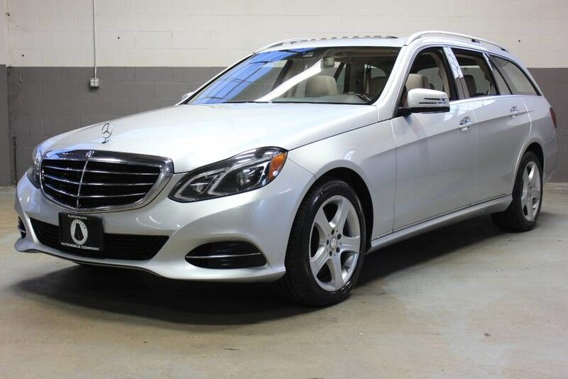 2014 Mercedes-Benz E350 Sport Wagon E 350 Sport Plainview NY