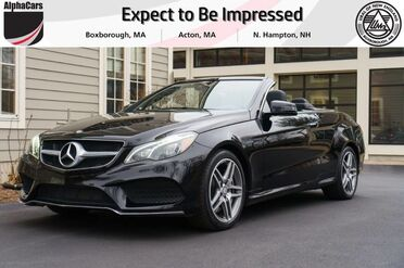 2014_Mercedes-Benz_E550_AMG Sport Cabriolet_ Boxborough MA