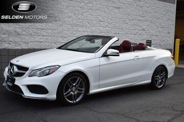 2014_Mercedes-Benz_E550_Cabriolet_ Willow Grove PA