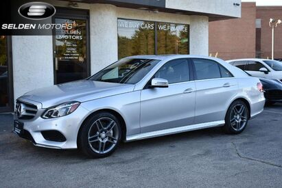 2014 Mercedes-Benz E550 Sport 4Matic