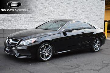 2014_Mercedes-Benz_E550_Sport_ Willow Grove PA