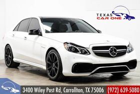 2014_Mercedes-Benz_E63 4MATIC_AMG S-MODEL AWD NAVIGATION BLIND SPOT ASSIST PANORAMA HARMAN KARDON_ Carrollton TX