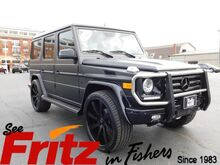 2014_Mercedes-Benz_G-Class_G 550_ Fishers IN