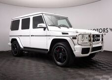 2014_Mercedes-Benz_G-Class_G 63 AMG Blind Spot,A/C Seats,Camera,Nav,Designo_ Houston TX