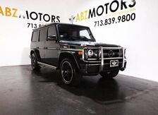 2014_Mercedes-Benz_G-Class_G 63 AMG Designo Interior,Blind Spot,AC/Heated Seats_ Houston TX