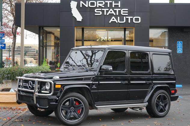 2014_Mercedes-Benz_G-Class_G 63 AMG_ Walnut Creek CA