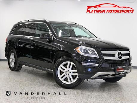 2014_Mercedes-Benz_GL 350 BlueTEC_1 Owner Nav Roof Leather_ Hickory Hills IL