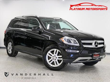 2014 Mercedes-Benz GL 350 BlueTEC 1 Owner Nav Roof Leather Hickory Hills IL